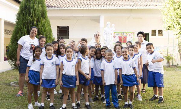 Eine Schule, die auch zweites Zuhause ist