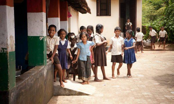 Hilfe für Aids-Waisen
