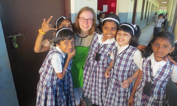 Freiwilligenarbeit Missionszentrale Franziskaner Schule Kinder