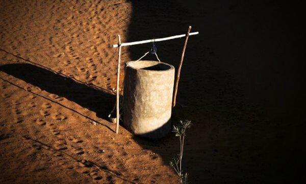 Ein Brunnen für Jikolo