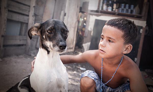 Casa do Menor: Hoffnung für Straßenkinder in Tinguá