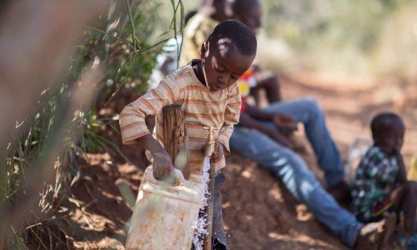 20 Wassertanks für Kabira