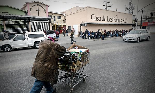 Casa de los Pobres – Haus der Bedürftigen