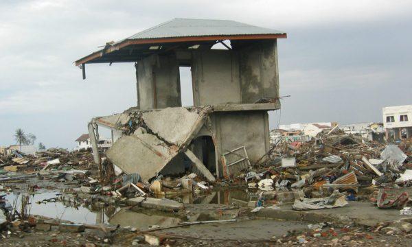 Tsunami richtet schwere Verwüstungen an