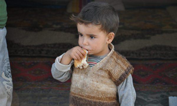 Beständige Hilfe für die Menschen in Syrien