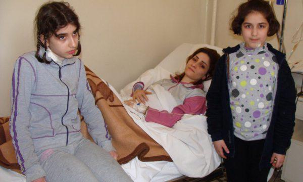 Hilfe für Kranke in Damaskus