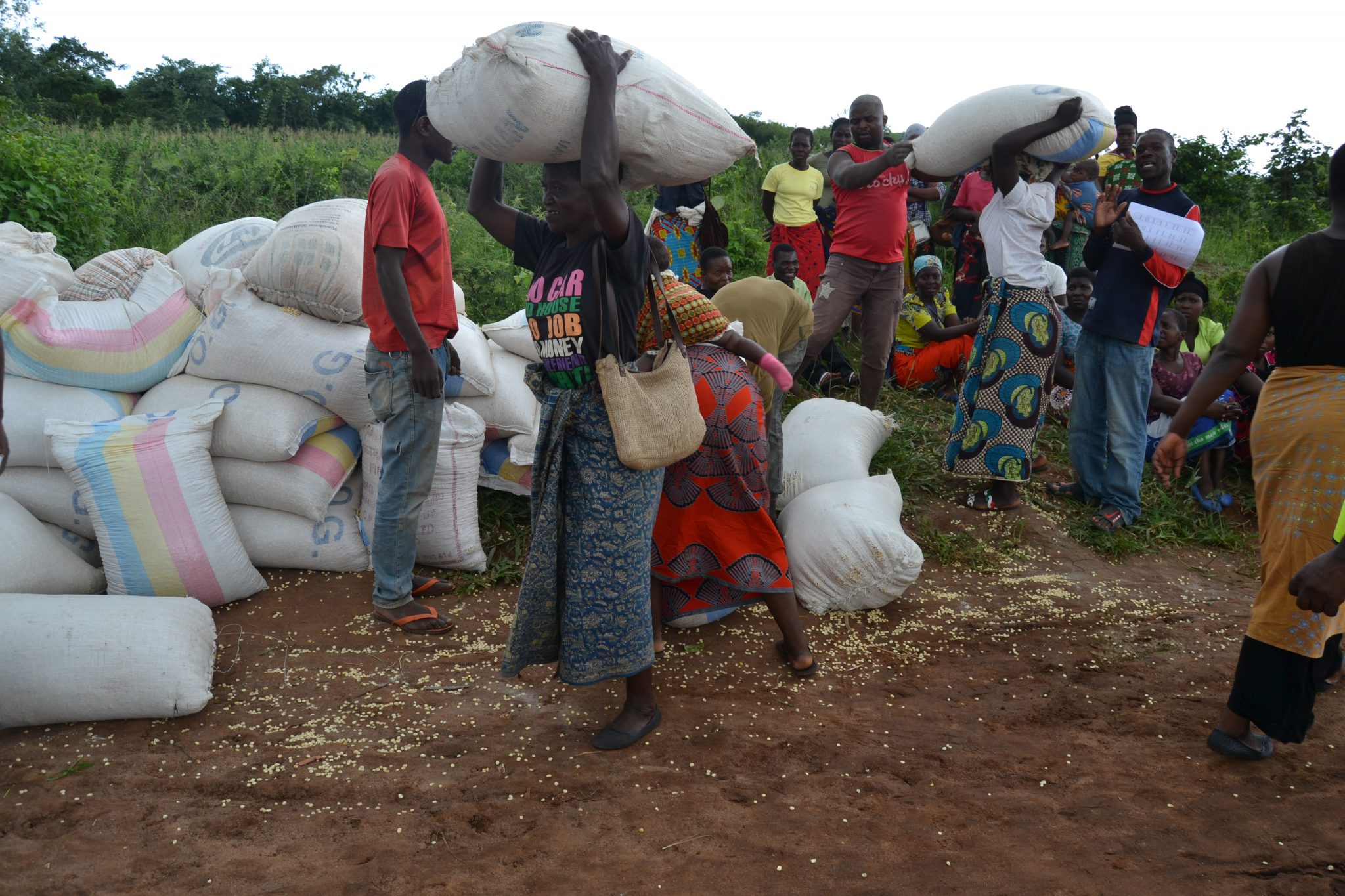 MZF Malawi Nothilfe