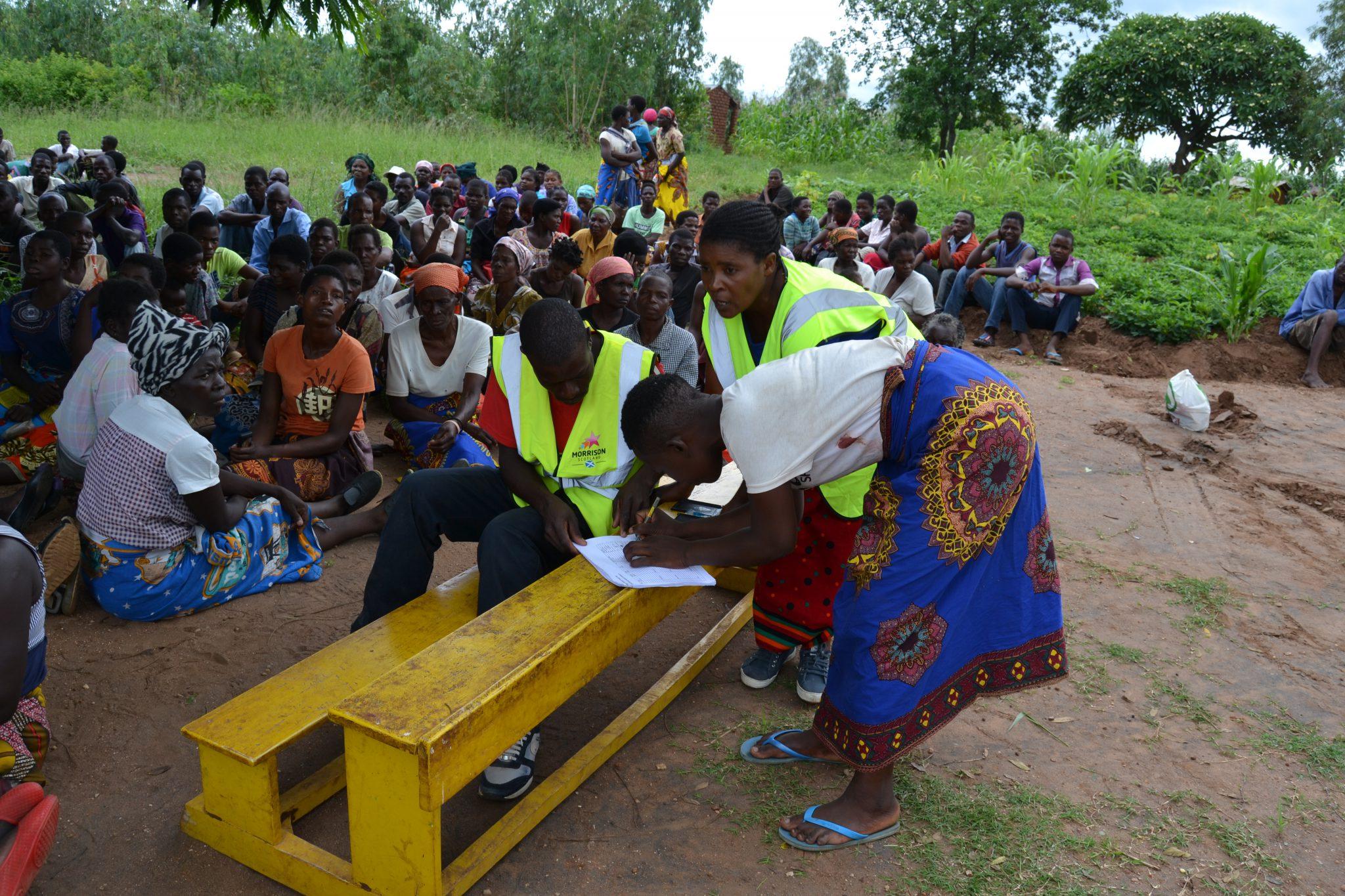 Malawi Nothilfe MZF