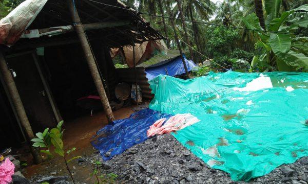 Indien: Ein schützendes Dach