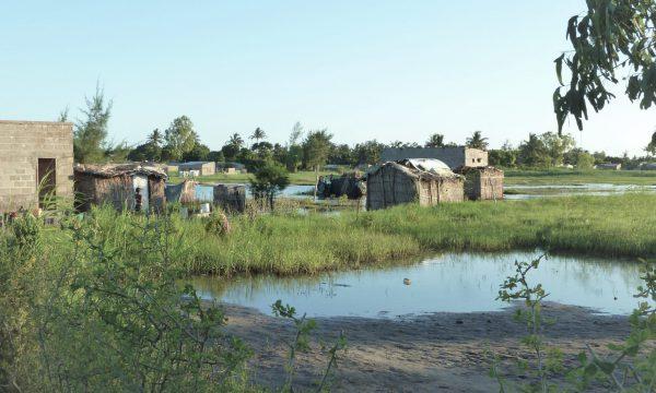 Nothilfe Mosambik nach Zyklon Idai