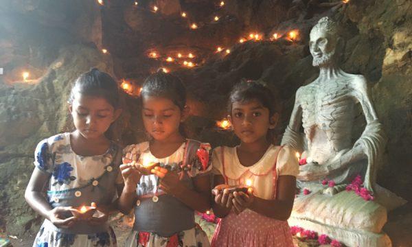 Nothilfe für die Menschen in Sri Lanka