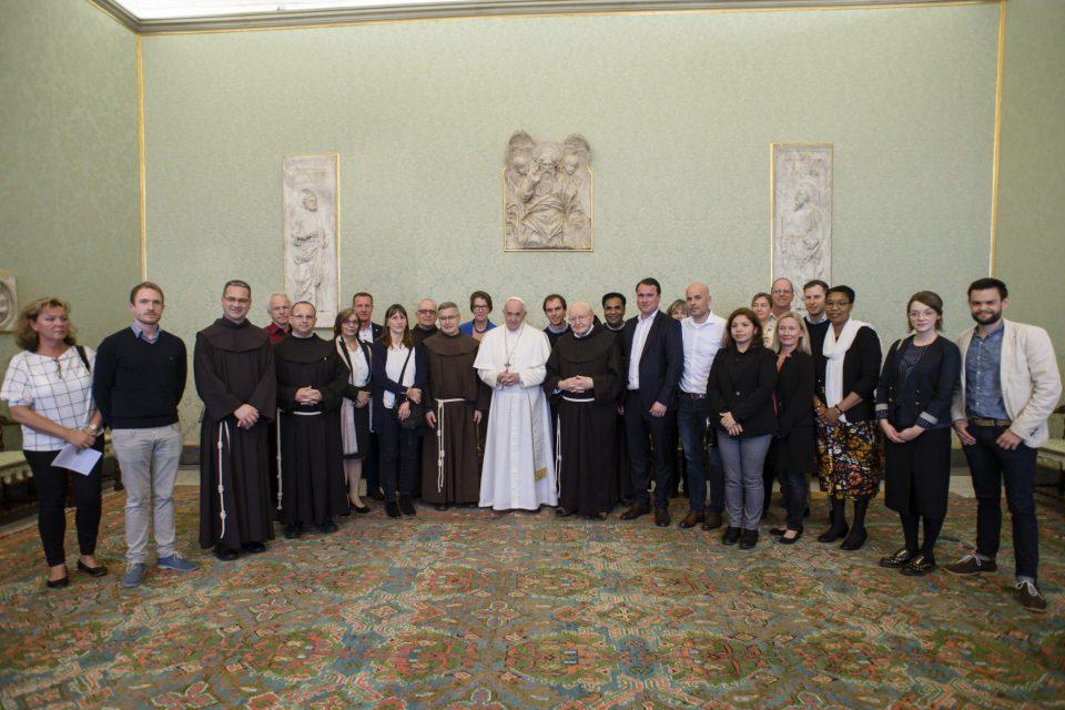 MZF Papstaudienz VÖ bitte mit Quellenangabe 00079_06042019