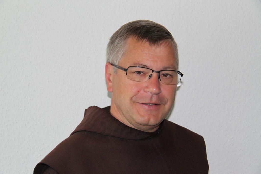 Leiter Pater Matthias Maier OFM 2