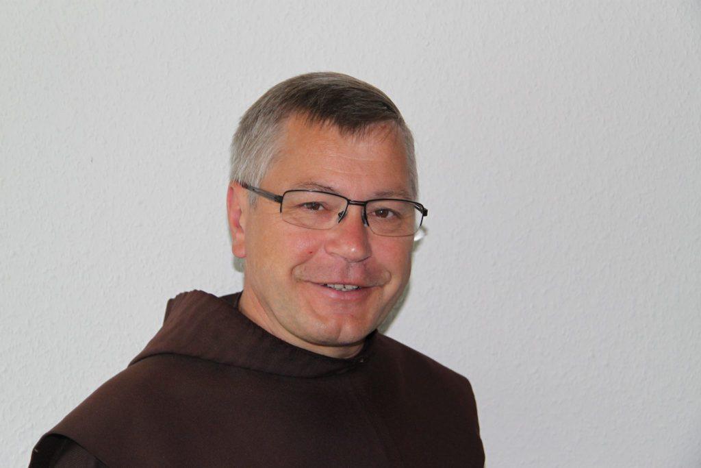 Leiter Pater Matthias Maier OFM 3