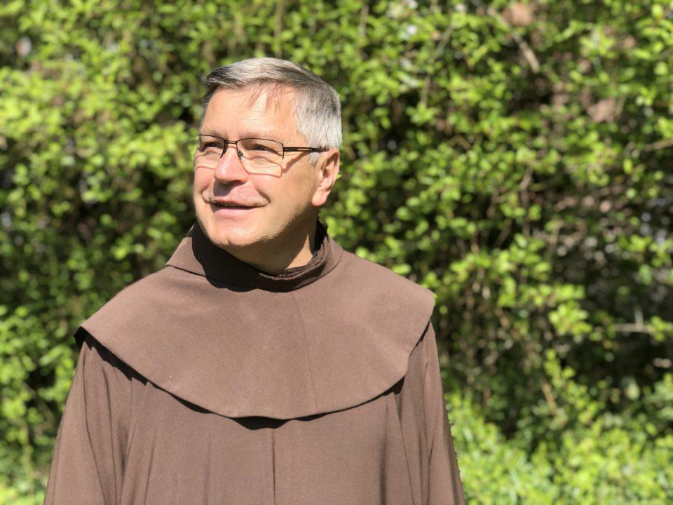 MZF-Präsident Pater Matthias Maier OFM