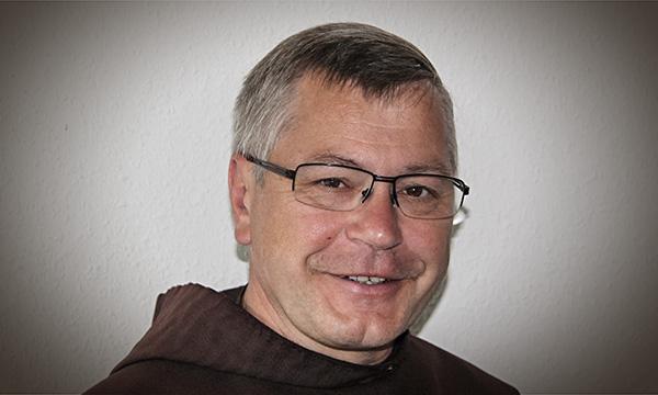 Missionszentrale der Franziskaner – Pater Matthias Maier OFM