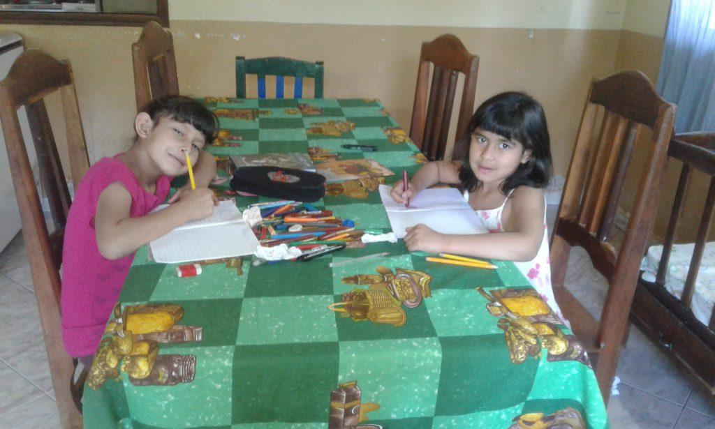 Paraguay Kinderheim MZF