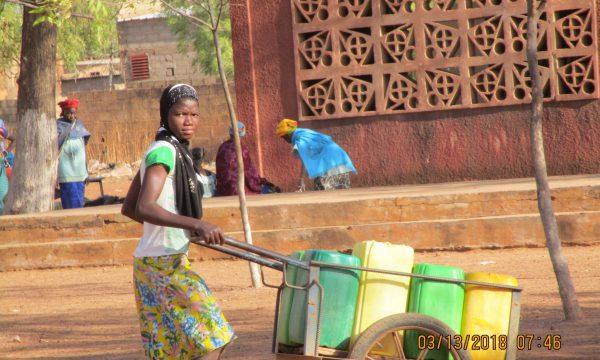 Endlich sauberes Trinkwasser für das Dorf Soubeira