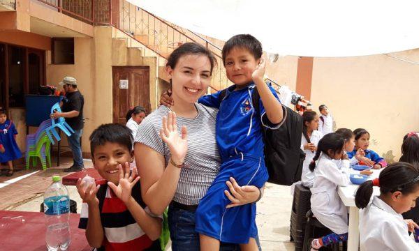 MZF Freiwilligendienst Bolivien Carolina