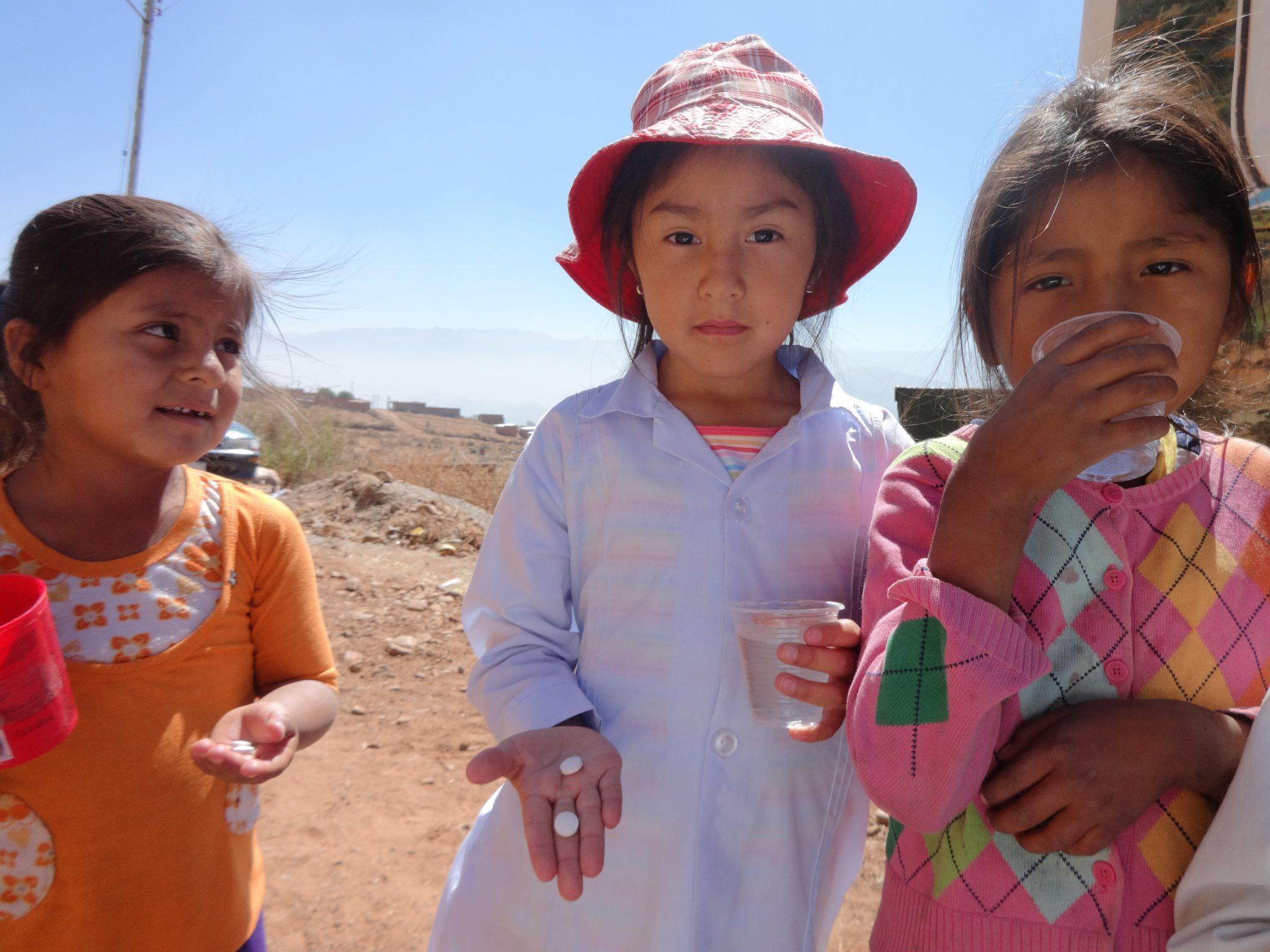 Kinder bolivien MZF