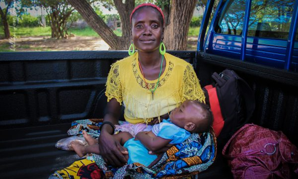 Sambia Krankenhaus Mutter Kind Hilfe