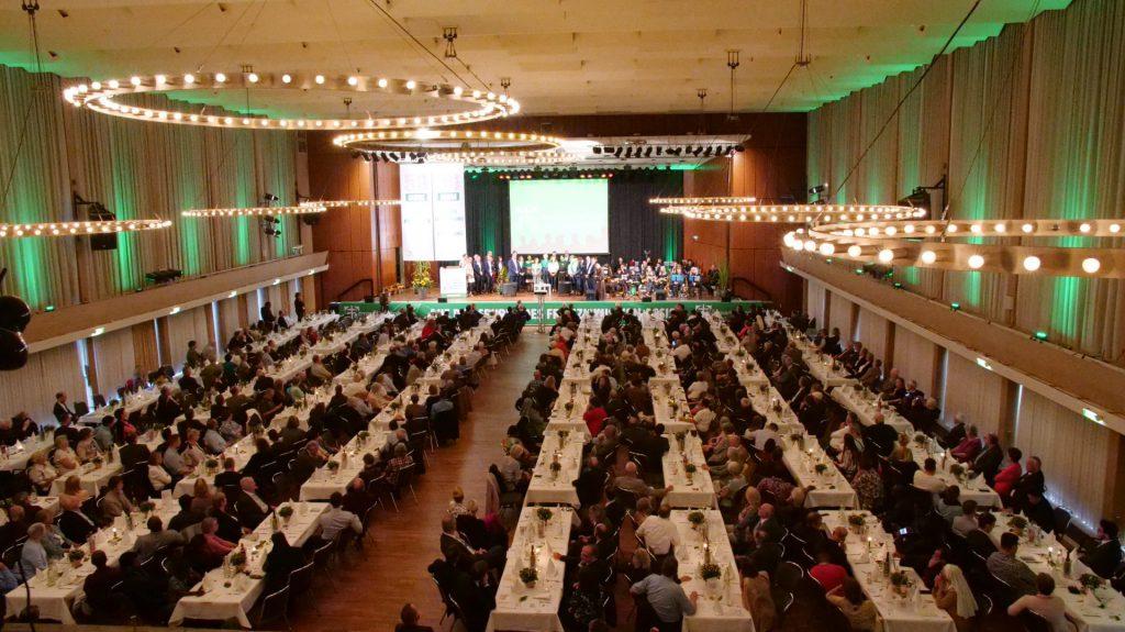 Feier zu 50 Jahren MZF in der Stadthalle Bad Godesberg am 6. September 2019