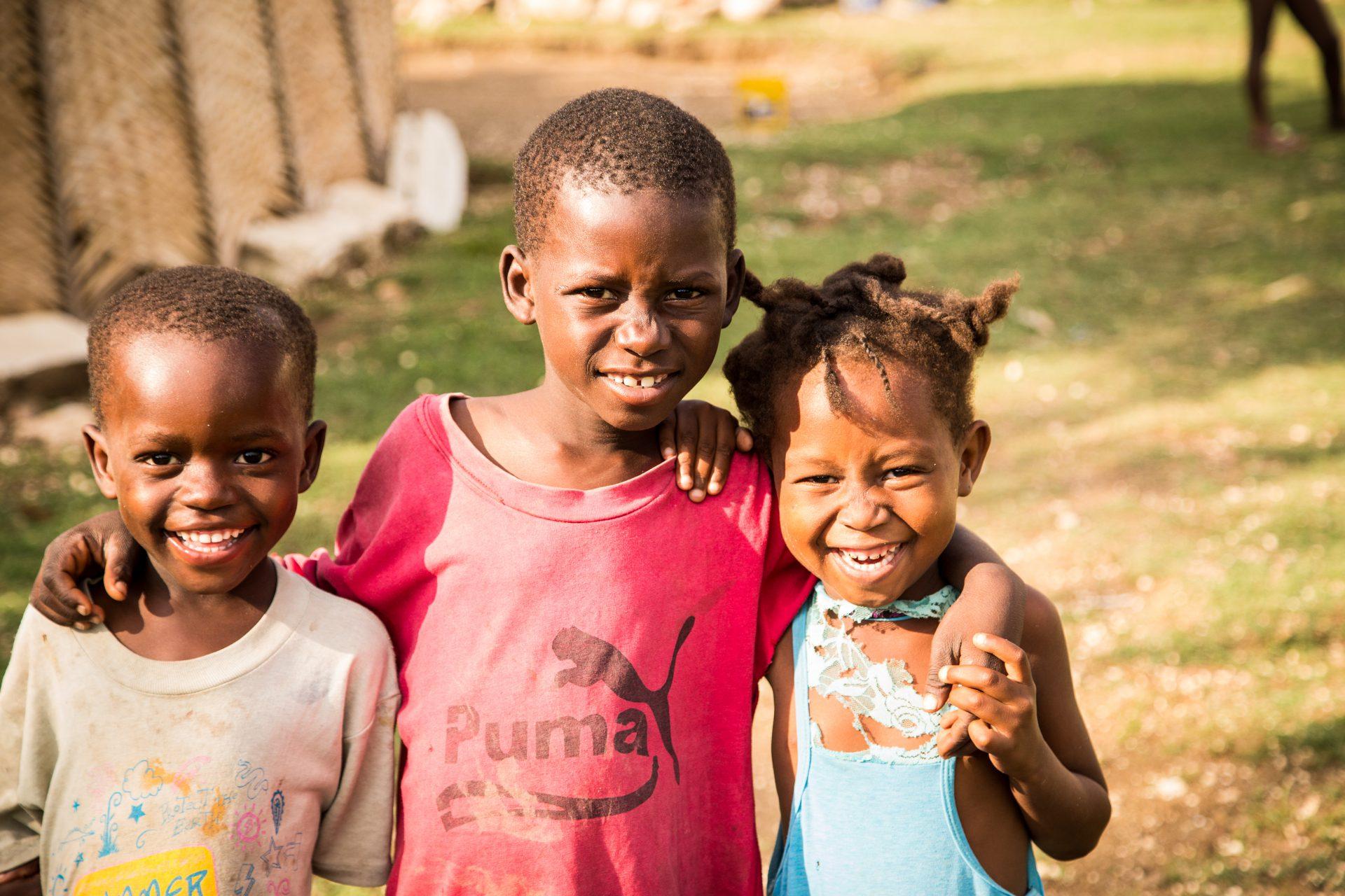 Haiti Kinder MZF