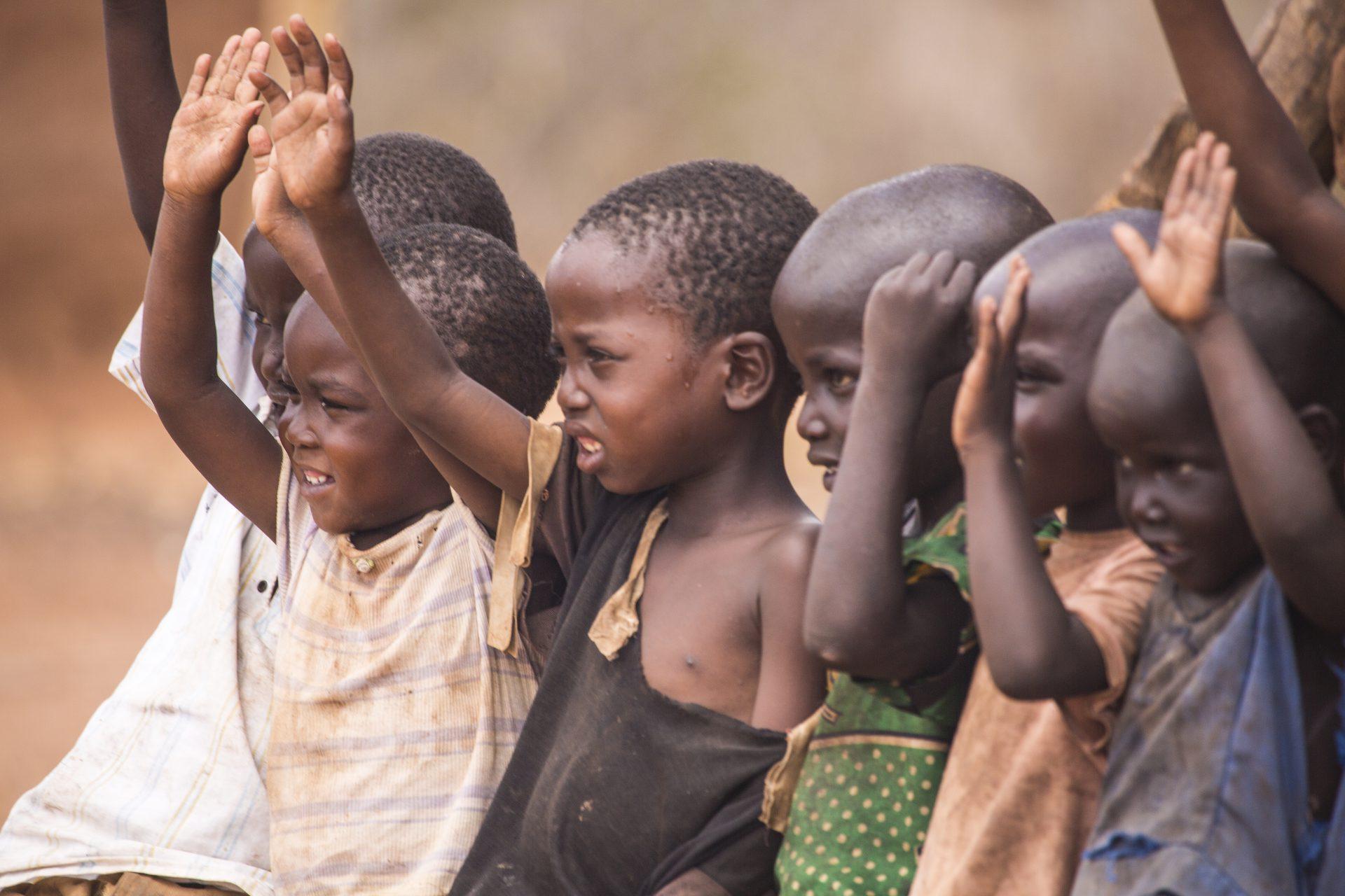 Kinder Hunger Kenia MZF