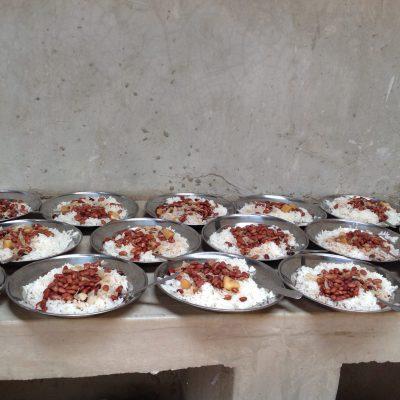 Essen Schule Kinder Kenia Hunger
