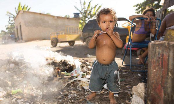 Heraus aus der Armut