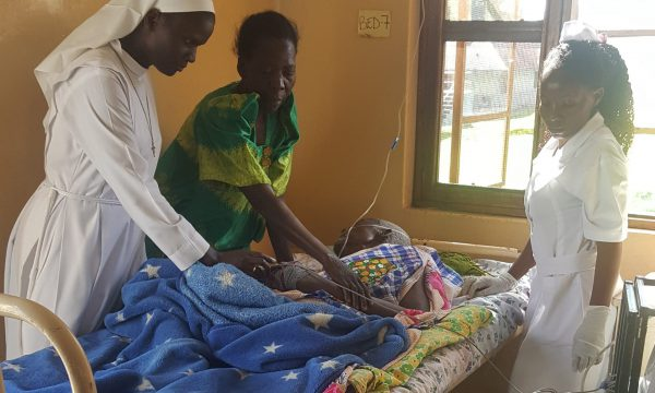 Schlaflos in Kamerun wegen der Corona-Pandemie