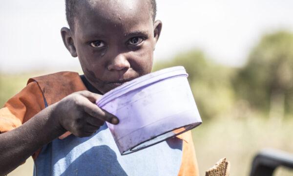 Genug zu Essen für unsere Kinder