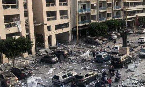 Nothilfe: Beistand für die Menschen in Beirut