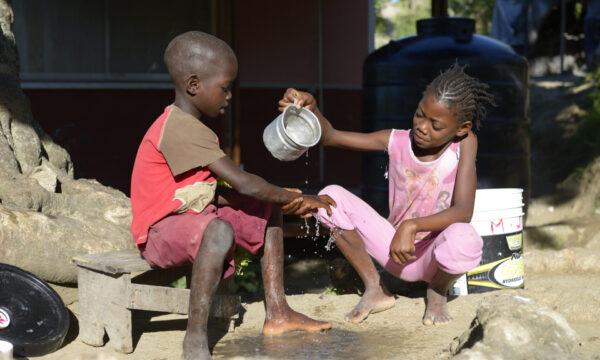 Medizinische Hilfe für die Armen