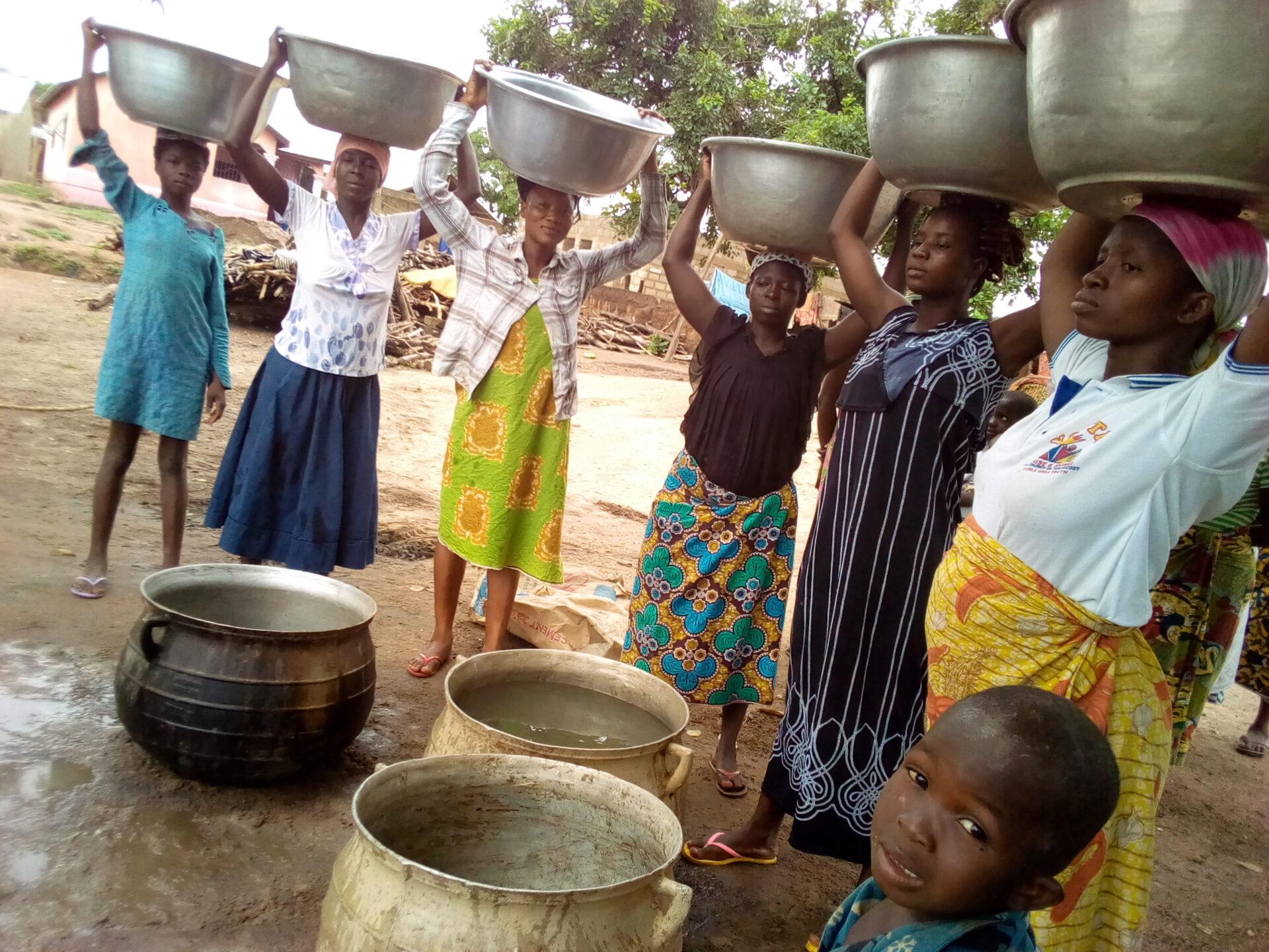 MZF_Brunnenprojekt Ghana