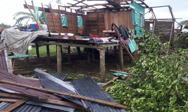 Nothilfe nach Hurrikan Eta und Iota: Nahrung für indigene Gemeinden in Nicaragua