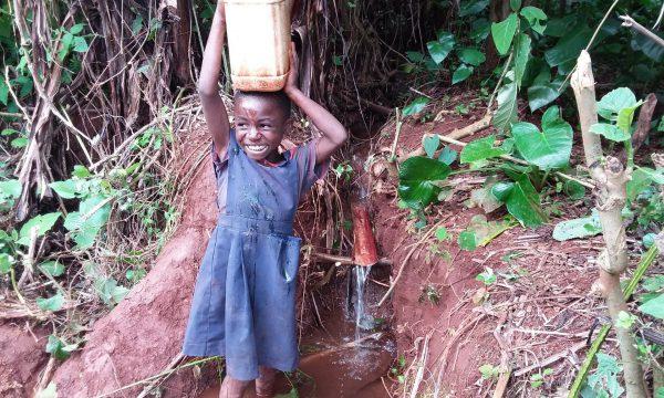 Wasser für ein ganzes Dorf