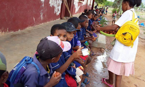 Dringende Hilfe für die Schulkinder