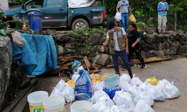 Peru: Ganze Häuser und Felder sind verschwunden