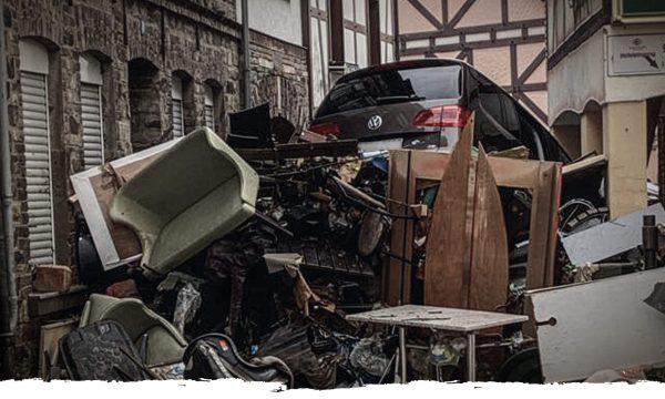 PM: 50.000 Euro erste Soforthilfe und Unterstützung für Flutopfer in Ahrweiler