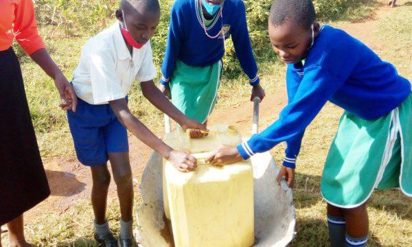 Wasser für eine bessere Zukunft