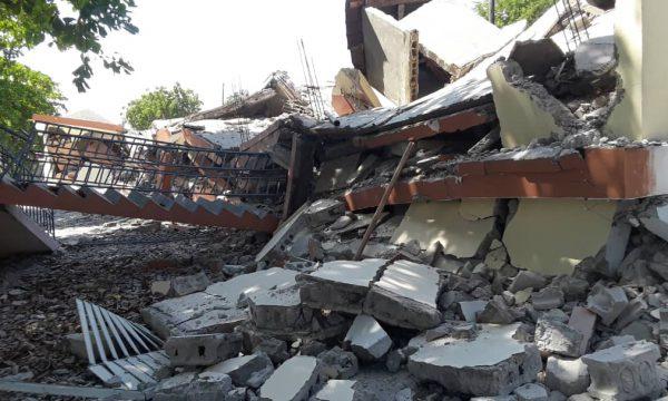 Nach dem Erdbeben: Nothilfe Haiti
